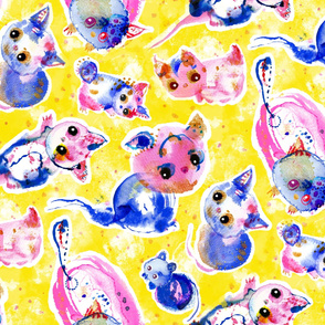 spoonflower-cats-150