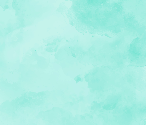 Deep Mint Jade Green Aqua Blender || Suede Watercolor Textured Grunge Solid _ Miss Chiff Designs  fabric by misschiffdesigns on Spoonflower - custom fabric