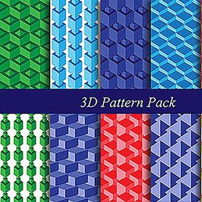 3D Pattern Legion