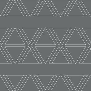 lines geo-gray