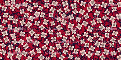 F1053_HAZEL FLORAL-cherry-R