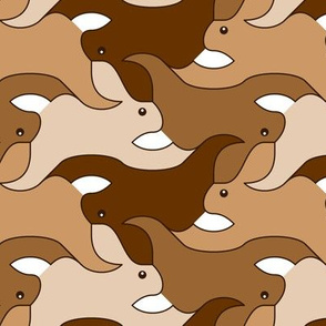 07623769 : rabbit 2g 4 : brown