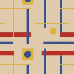 A Nod to Bauhaus Circle