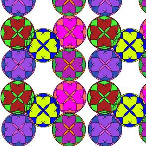 symetry circles