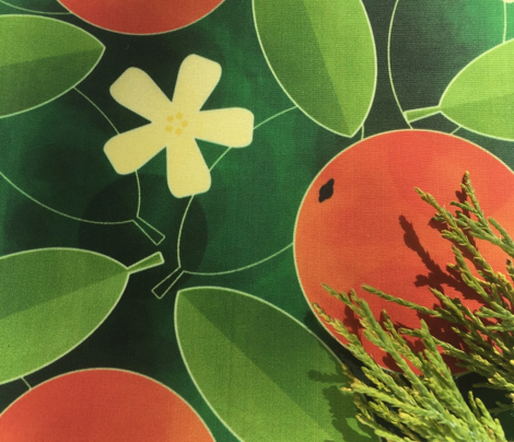 Oranges - Green