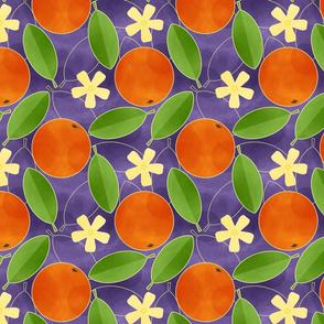 Oranges - Violet