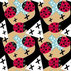 Ladybug + X = Why  / med