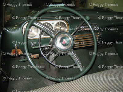 Packard dash