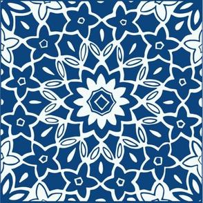 Classic Blue Tile
