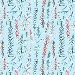 conifers pattern