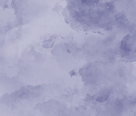 18-06N Dark  Purple Plum Indigo Blue Blender || Watercolor Textured Grunge Solid Quilt Coordinate Faux Suede _ Miss Chiff Designs  fabric by misschiffdesigns on Spoonflower - custom fabric