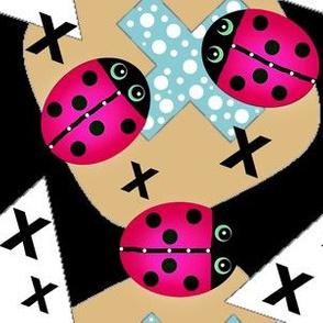 Ladybug + X = Why?