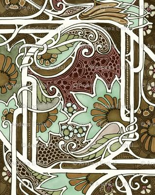 Mint Chocolate Garden