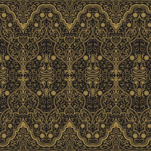 Luxury Arabic Pattern