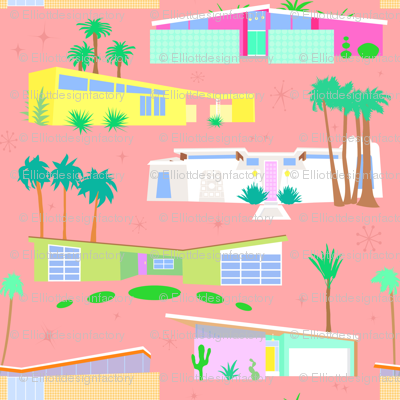 Palm Springs Houses