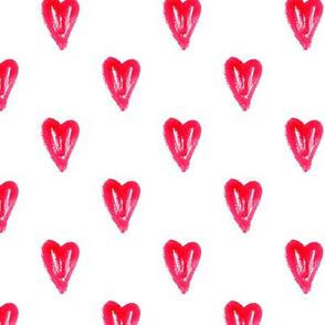 Heart pattern watercolor1