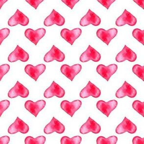 Heart pattern watercolor4