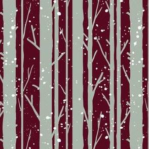 Elegant Holiday Woods