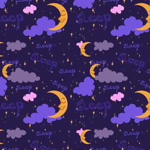 World sleep Day_pattern