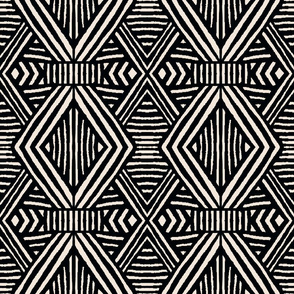 Black White-Geometric_rotated