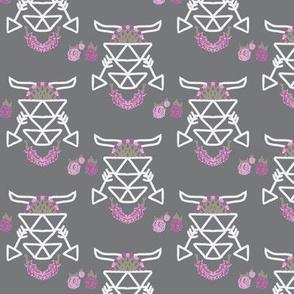 Southwest designs-grey