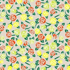 Rose-1 Yellow