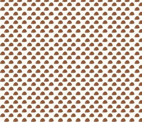 Sleeping Bears fabric by nakayuki on Spoonflower - custom fabric