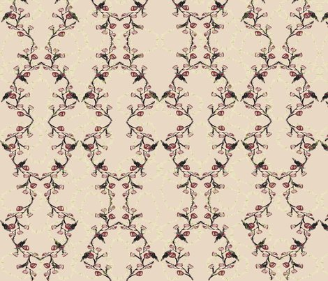 Red-black-bird-hex-pattern-cream_shop_preview