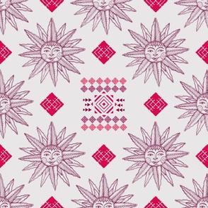 Shrovetide pattern