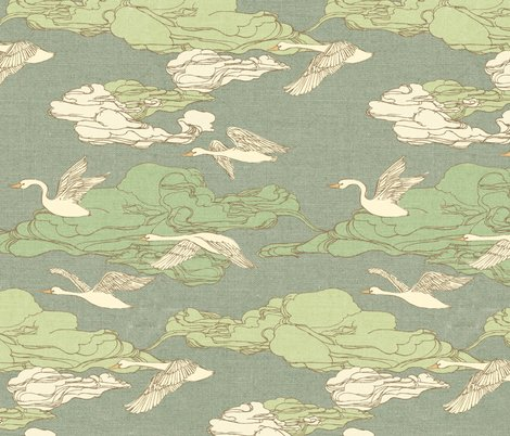 Wild_swans_dusty_green_7k_revised_shop_preview