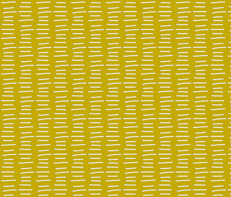 Mustard and white fabric by hejamieson on Spoonflower - custom fabric