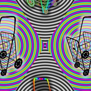 Radioactive Shopping Cart