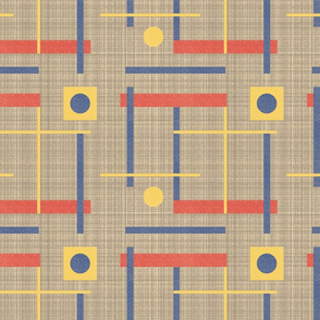 A Nod to Bauhaus
