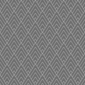 Medium Gray Diamond Mountains