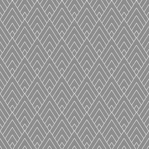Lighter Gray Diamond Mountains