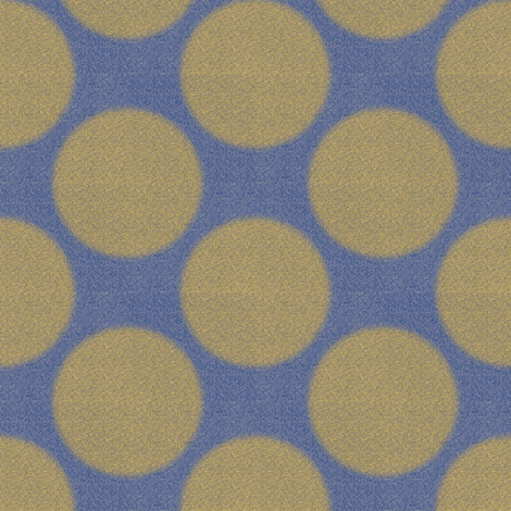 A Nod to Bauhaus Dots 4 fabric by anniedeb on Spoonflower - custom fabric