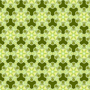 Marrakesh, avocado green