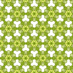 marrakesh lime green