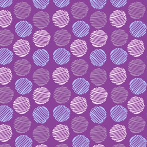 Ultra violet circles