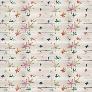 starfish sunset beachwood - MEDIUM898