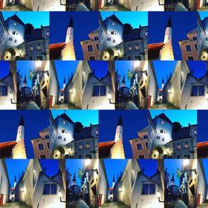 """Many Views of Old Town Tallinn"""