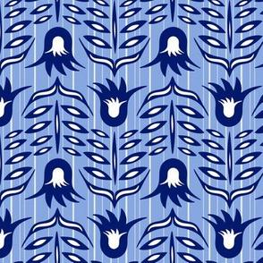 Les fleurs bleues en vol: Blue Light