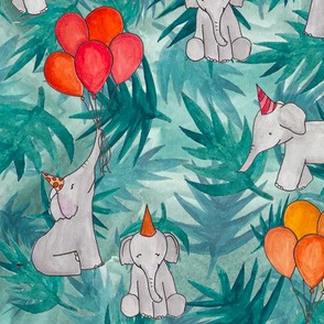 Party Elephants