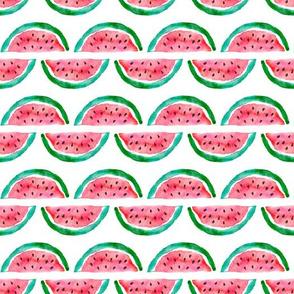 Watermelon watercolor pattern