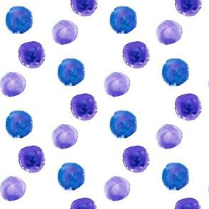 Watercolor blot pattern2