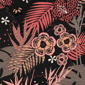 Jungle - Coral