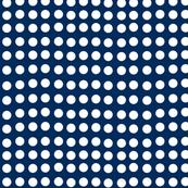 Wavy Dots in Royal Navy