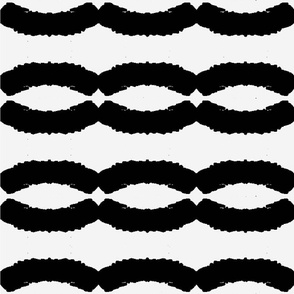 Brushstroke chain
