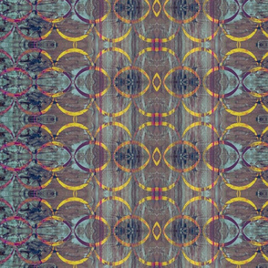 Batik Bohemian Kaleidoscope | 2 of 12