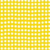 Wavy Dots in Sunshine